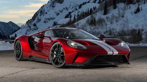 small resolution of 2017 ford gt first drive race winning purity you can drive on the street