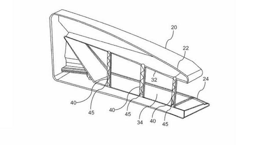 Honda Uses NSX Images In Patent For New Air Dam; Is It For