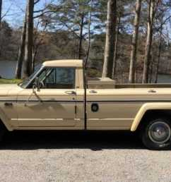 save this rugged and rare 1985 jeep j10 pioneer  [ 1920 x 1080 Pixel ]