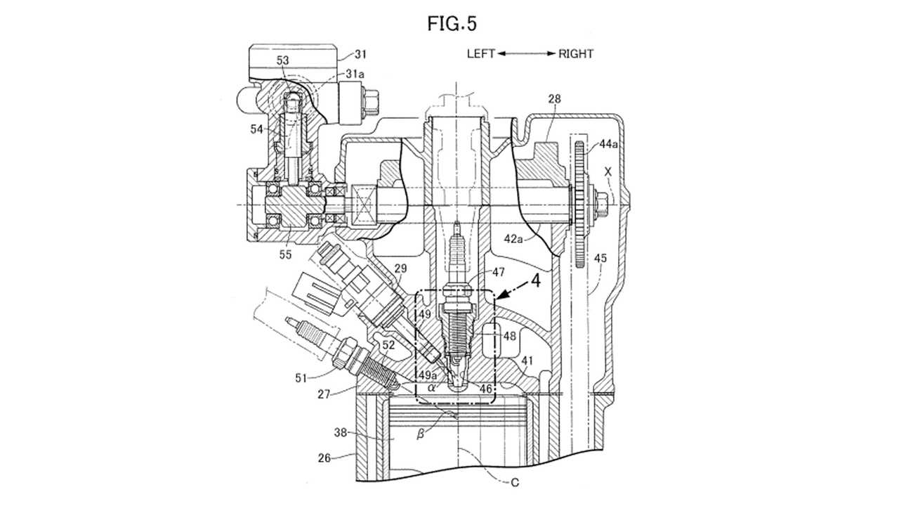 Honda Looking Into New Twin Spark Engine For the CRF250L