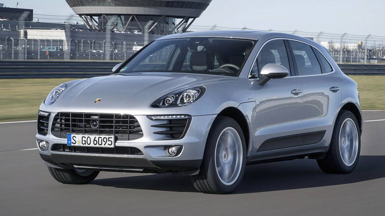 Porsche Macan See The Changes Sidebyside