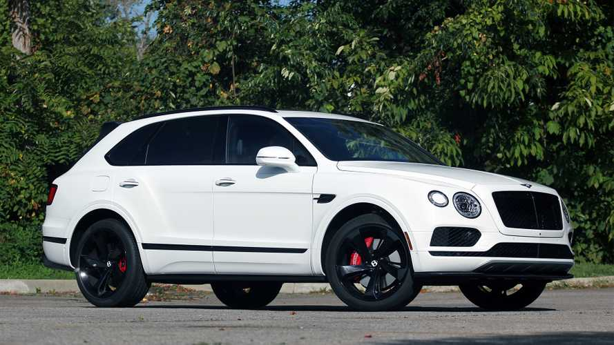 2019 Bentley Bentayga V8 Review: For The Masses