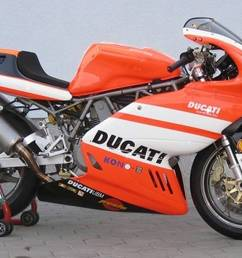 old ducati [ 1280 x 720 Pixel ]