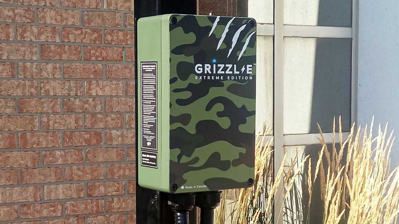 Grizzl-E Extreme Edition Home EV Charging Station