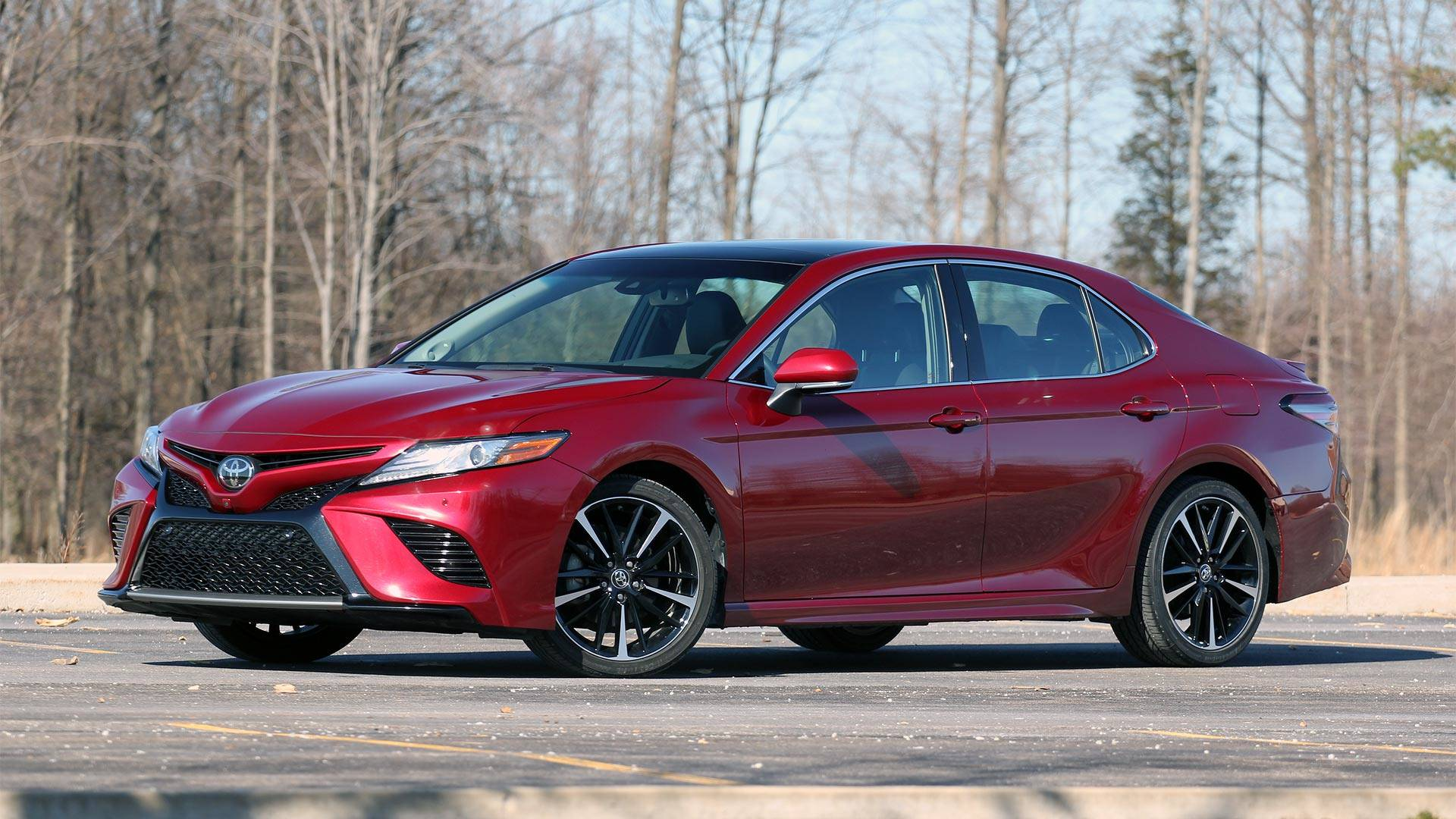 all new camry type v brand 2016 price 2018 toyota xse review getting better the time