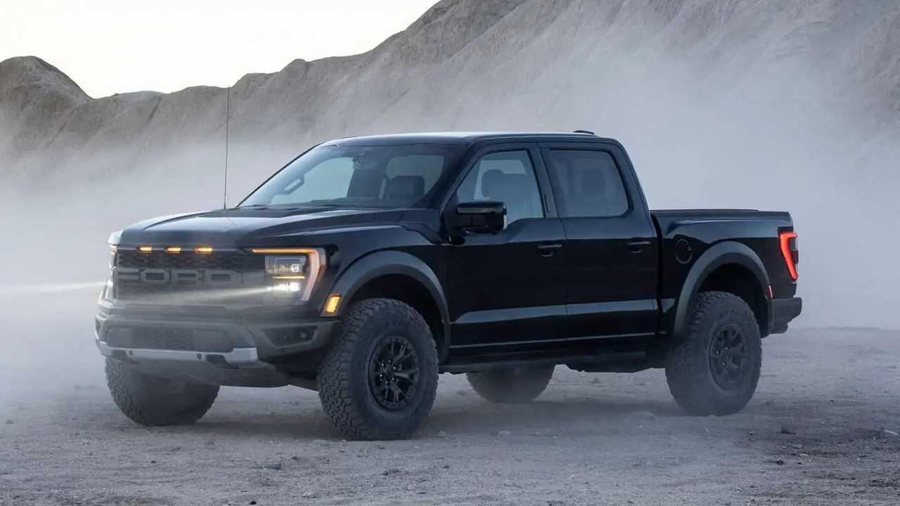 The 2020 ford raptor is a capable truck. Ford F 150 Raptor 2021 Endlich Enthullt Noch Keine Leistungsdaten