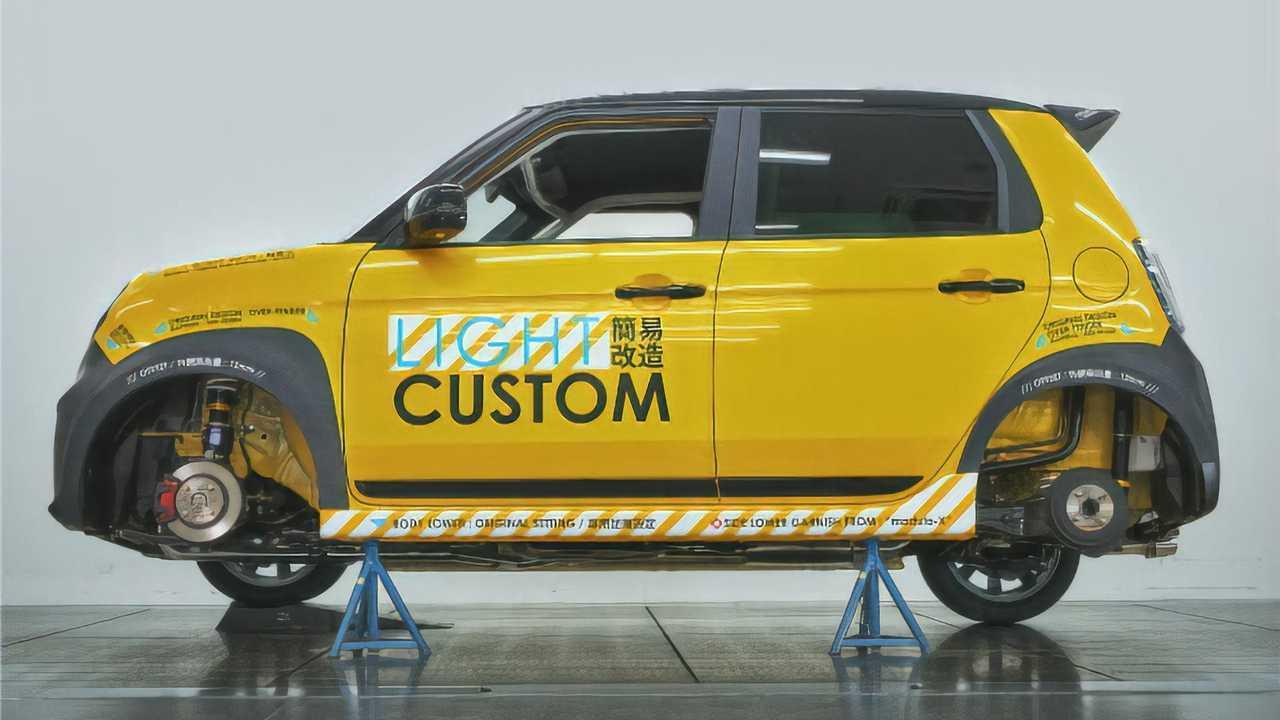 Honda N-One K-Climb