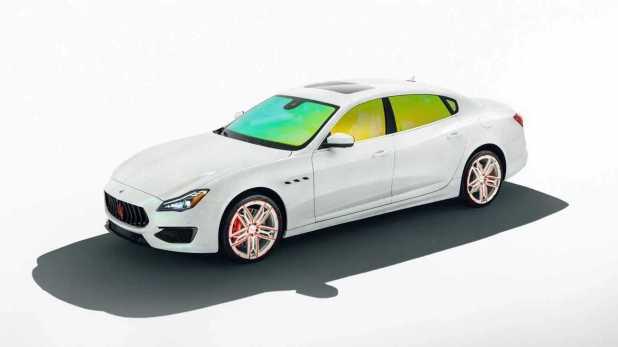 Maserati Quattroporte Out of Unica Series (2020)