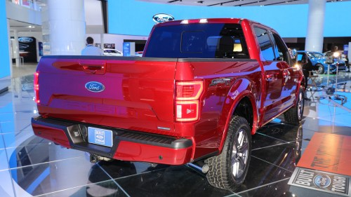small resolution of ford f 150 fx4 red