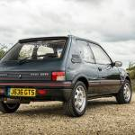 Peugeot 205 Gti Restored With Iconic Rally Winning Engine