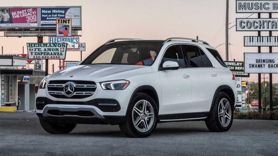 2020 Mercedes-benz Gle-class First Drive: A Ph.d. In Suv