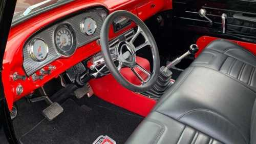 small resolution of 1961 ford f100 mustang v8