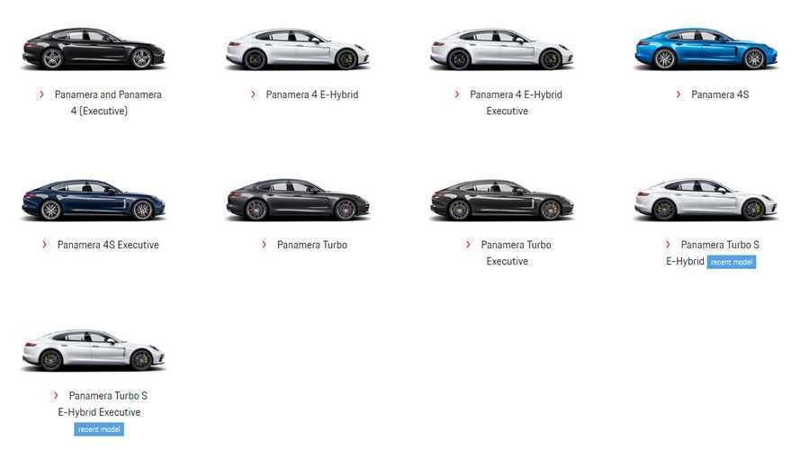 60% Of Porsche Panameras Sold In Europe In Q1 Were PHEVs