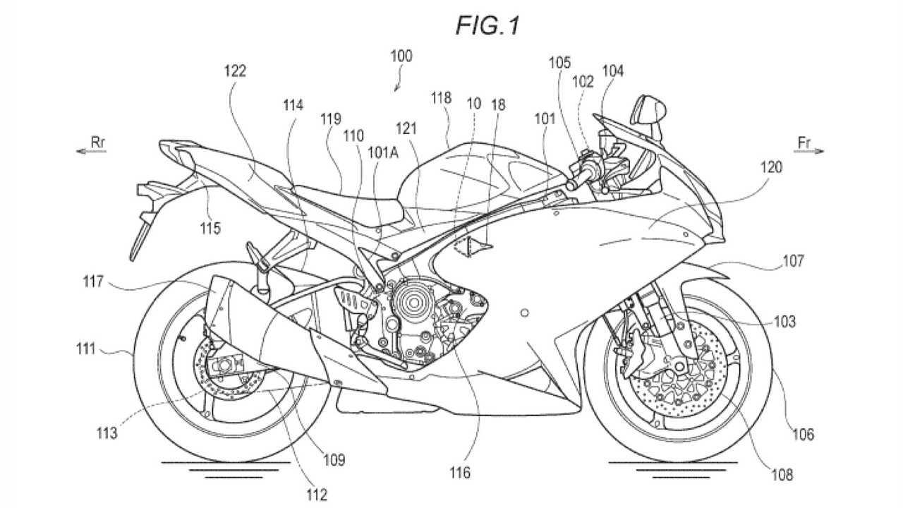 Could A New Suzuki Hayabusa Be On The Way?
