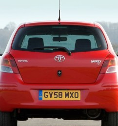 2009 toyota yaris welcomes new 1 33 litre dual vvt i engine with stop start technology [ 1280 x 720 Pixel ]