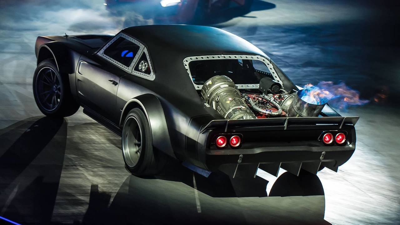 fast furious live cars