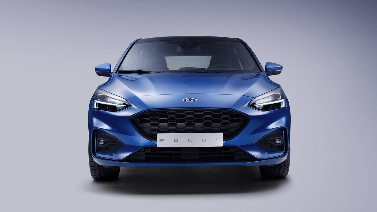 new 2020 ford focus