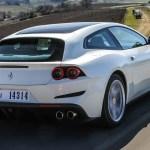 Ja Dirigimos Na Ferrari Gtc4lusso T V8 Pode Alegrar Como V12