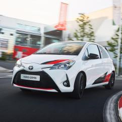 Toyota Yaris Trd Turbo Keluhan Grand New Avanza Gr Series Will See Life In U S Under Brand