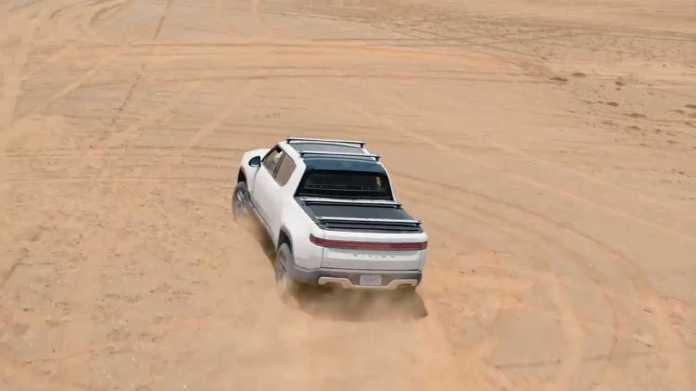 Rivian Shows Old Prototype Of R1T On YouTube And New One On Twitter