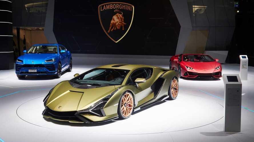 Lamborghini Sian Fkp 37 Motor1 Com Photos