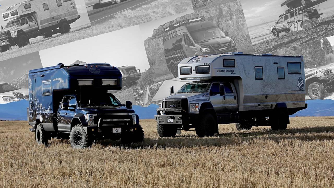 11 crazy cool campers