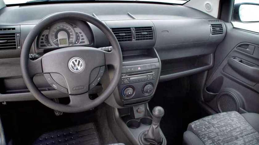 VW Fox 2003 to 2008