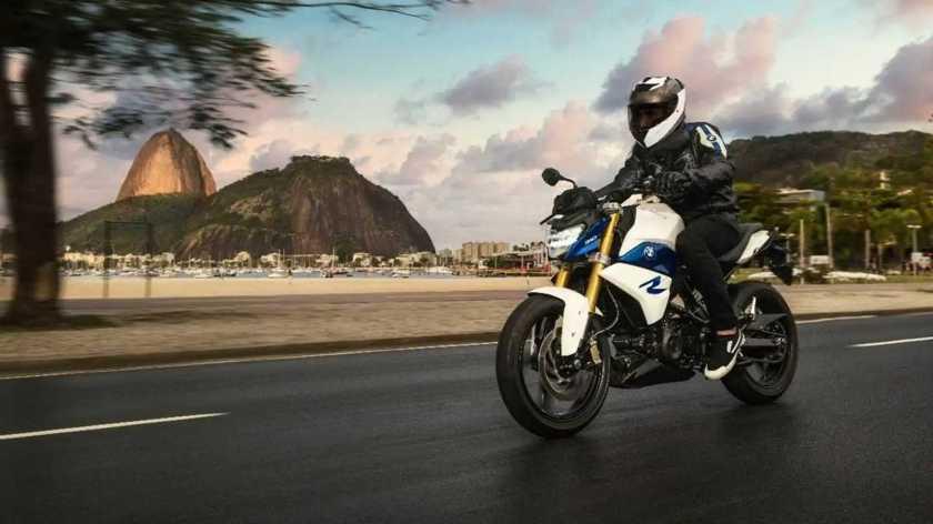 BMW G 310 R 2022 - Brazil