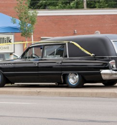 1961 buick flxible hearse [ 1280 x 720 Pixel ]