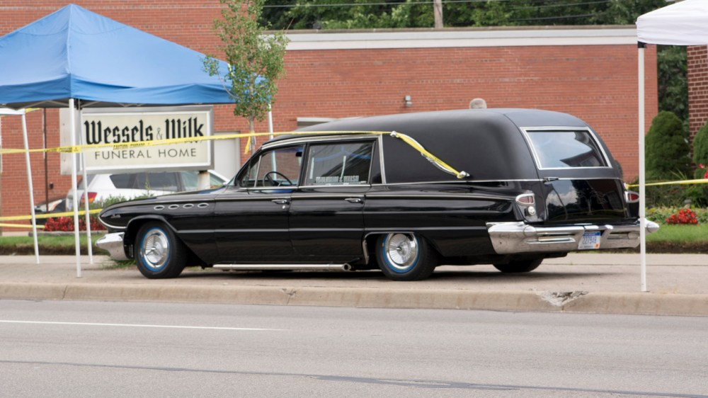 medium resolution of 1961 buick flxible hearse