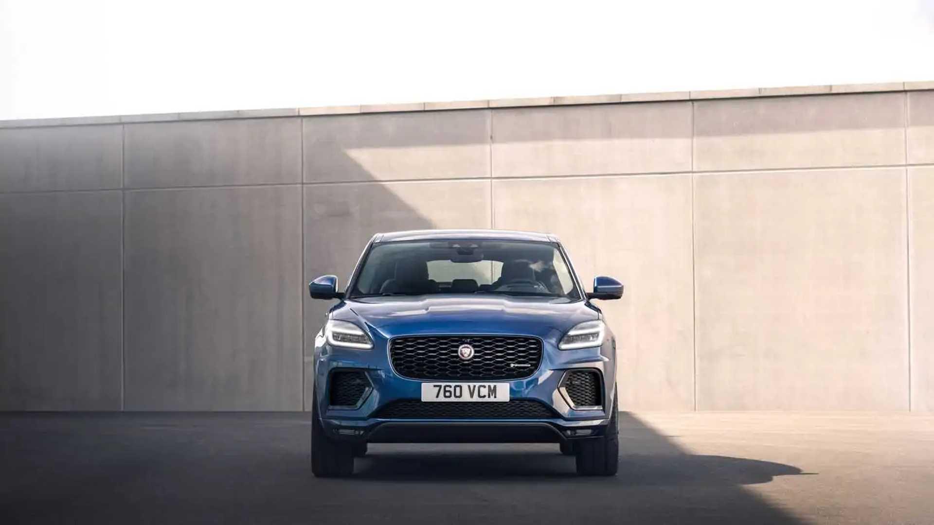 jaguar e pace 2021 mit neuen motoren
