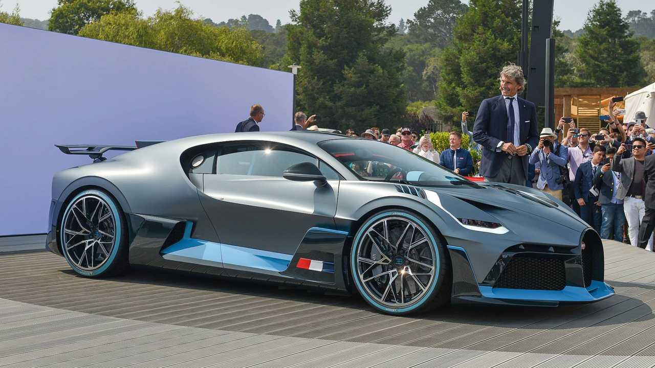 Bugatti Divo Looks Nothing Like The Chiron In Walkaround Video