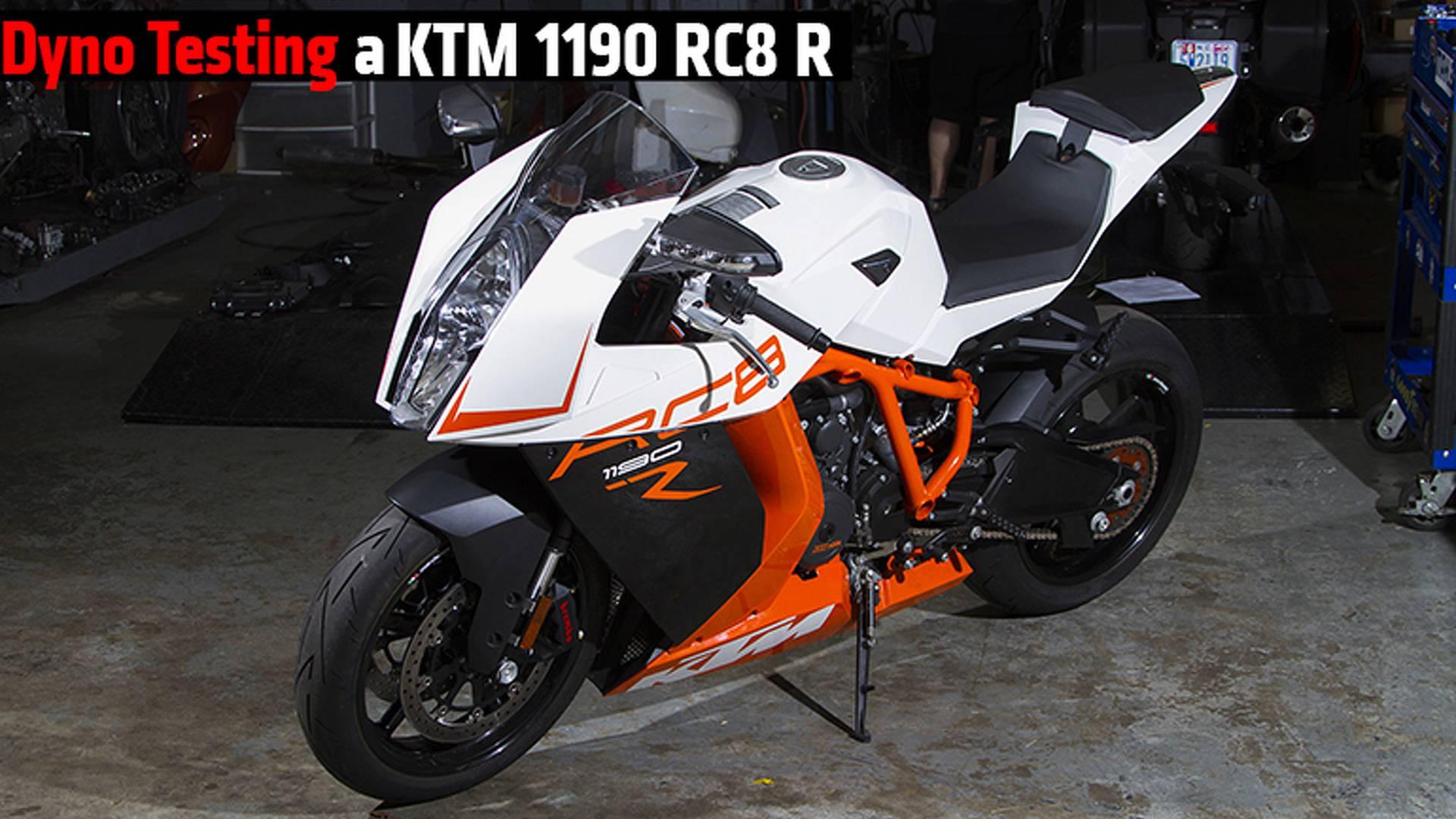hight resolution of ktm rc8r