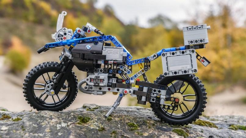 Lego Bmw R 1200 Gs Adventure Shut Up