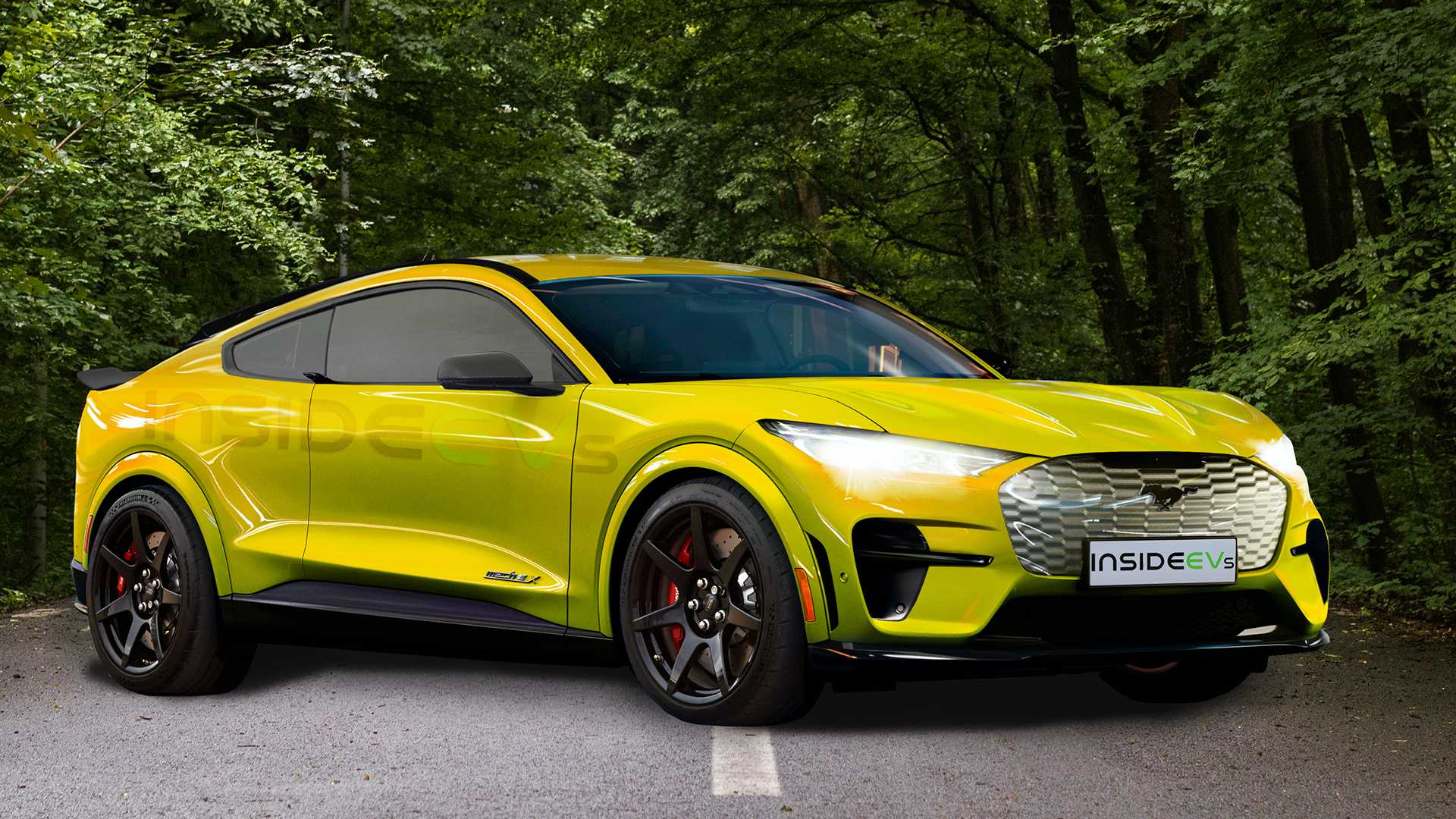 Op-Ed: What If The Ford Mustang Mach-E Was A Coupe?