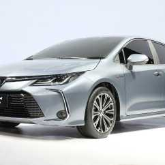 All New Corolla Altis 2020 Toyota Yaris Trd Sportivo Cvt Revealed More Style Power Safety