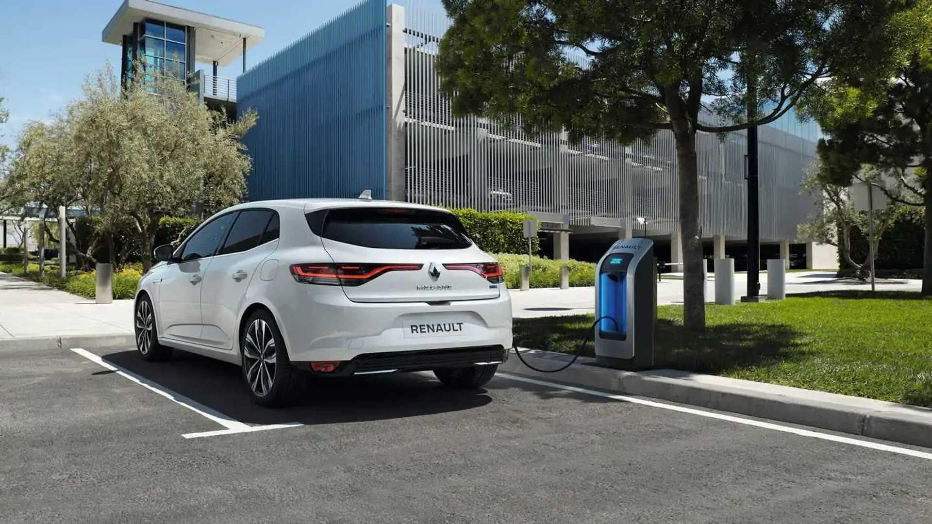 Renault Megane E-TECH PHEV