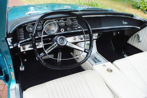 small resolution of set the pace with this 1963 chrysler 300 pace setter special edition