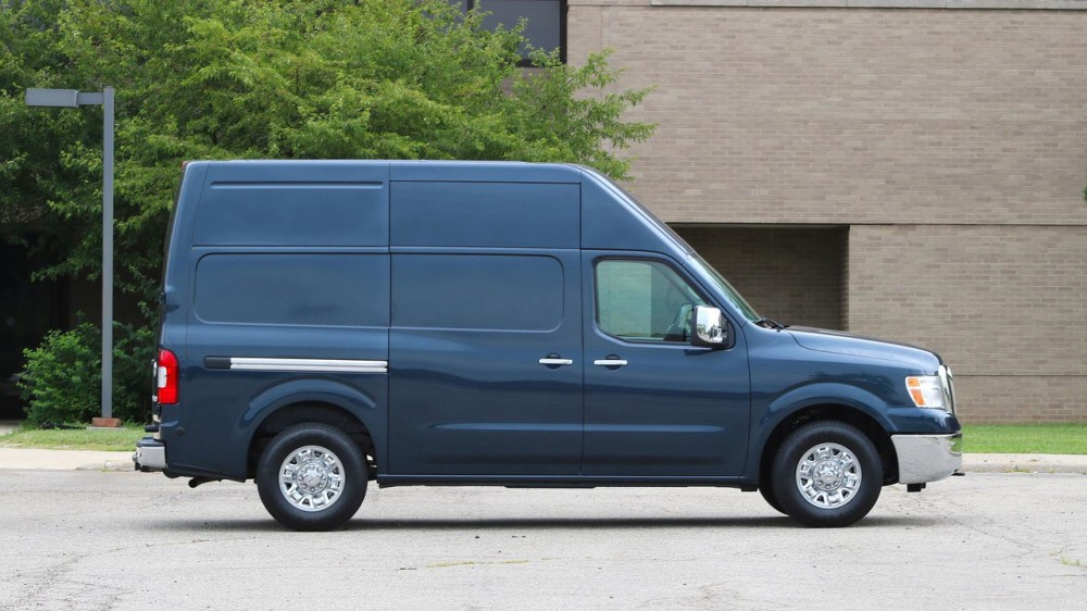 medium resolution of 2017 nissan nv3500 review