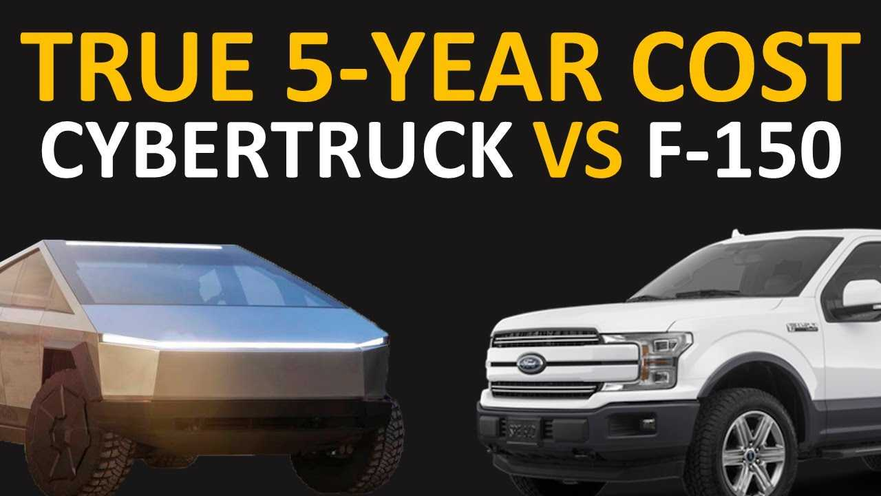 Search for new & used ford f150 cars for sale in australia. Tesla Cybertruck Vs Ford F-150: Estimated 5-Year Ownership