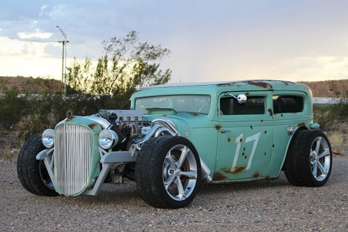 small resolution of there s a corvette heart in this 32 chevrolet rat rod