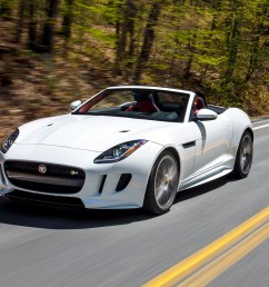 jaguar f type r convertible [ 1920 x 1080 Pixel ]