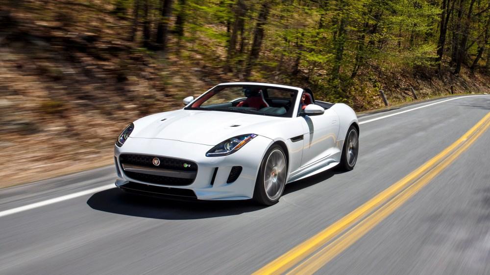medium resolution of jaguar f type r convertible