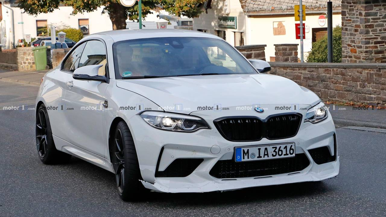 All In One Super Cars Wallpapers Hotter Bmw M2 To Carry Cs Suffix Production Starting