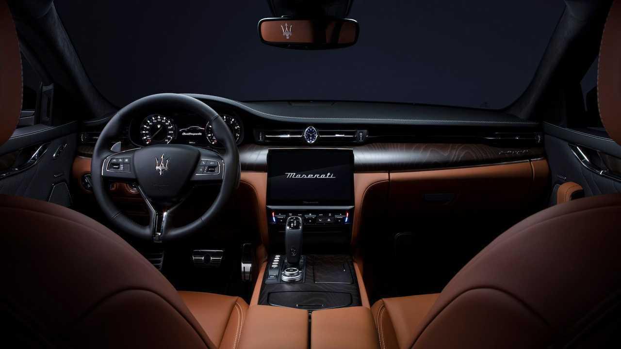 2022 Maserati Quattroporte GT