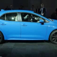 All New Corolla Altis 2018 Buku Panduan Kijang Innova 2020 Toyota Spied With Less Camo, Hints Of Design