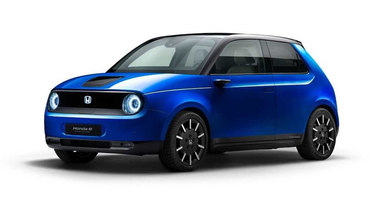 Reserve Your Honda E Electric Car Now, Plus See Its Colours
