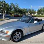 1997 Used Bmw Z3 Roadster At Miami Lauderdale Cars Serving Pompano Beach Fl Iid 20365762