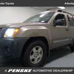 2006 Used Nissan Xterra S At Penske Atlanta Ga Iid 20453764