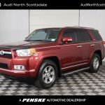 2011 Used Toyota 4runner 4wd 4dr V6 Sr5 At Lamborghini North Scottsdale Serving Phoenix Tucson Las Vegas Az Iid 20468908